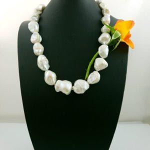 dikkere barok halsketting