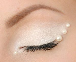 parels als make-up