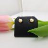 parelknop in zacht roze