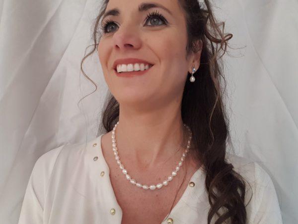 halsketting barokke parels