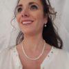halsketting witte barokke parels