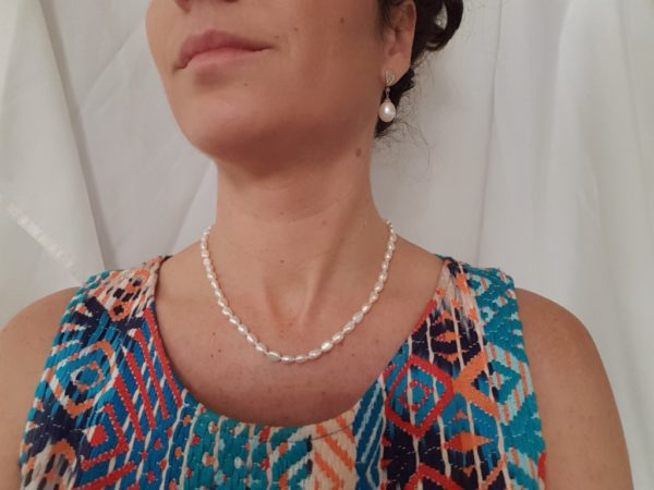 Barokke halsketting