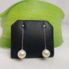 speciale witgouden oorbellen